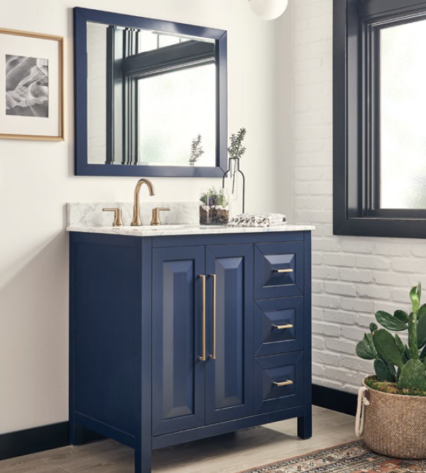 New Hardware Resources vanities revealed at KBIS show in Las Vegas
