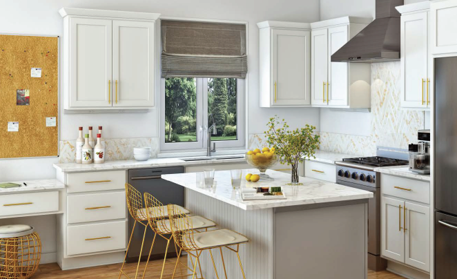 Image of NorthPoint Cabinetry Hatteras collection
